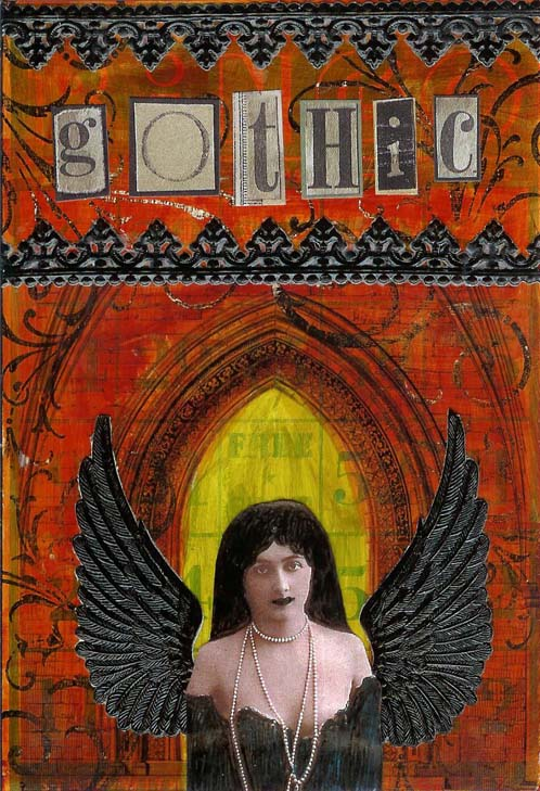 GothicPostcard SPA