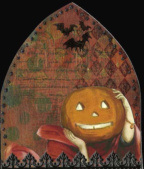 Halloween Arch 3