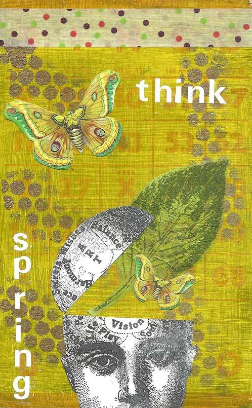 ThinkSpringPostcard