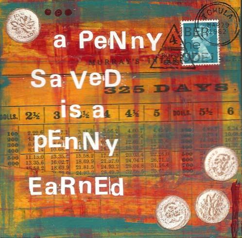 Save a Penny RAG