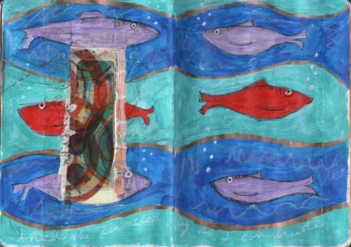 Fish Sketchbook