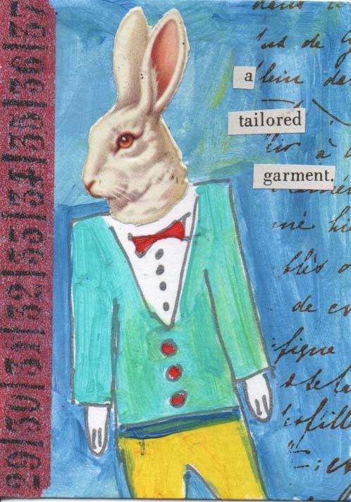Bunny ATC